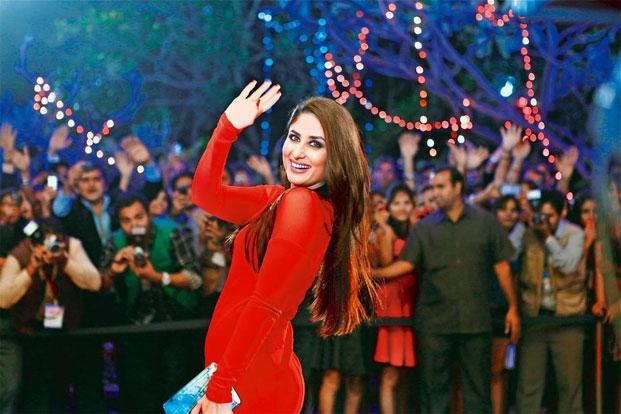 Kareena Kapoor plays Mahie Arora.