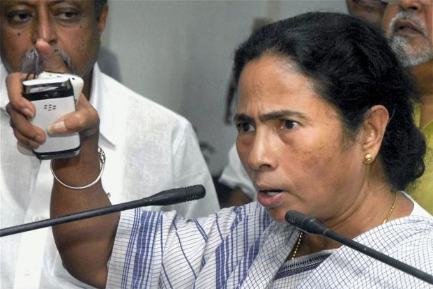 Mamata Banerjee has been ceaselessly in the news—latterly because of the decision to withdraw the support of her Trinamool Congress party from the United Progressive Alliance government at the Centre. Photo: PTI
