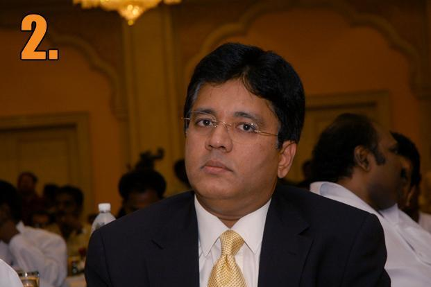 Kalanithi Maran, executive chairman of Sun TV Network, received a package of <span style=