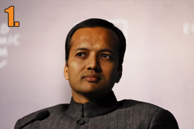 Naveen Jindal, chairman and managing director of Jindal Steel, continues to be India&rsquo;s highest paid top executive for the third consecutive year, with a compensation package of <span style=