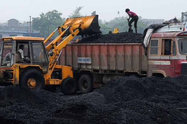 Coal demand is expected to grow from 649 mtpa to 730 mtpa in 2016-17, with the projected local availability at 550 mtpa in that year. Photo: Sam Panthaky/AFP