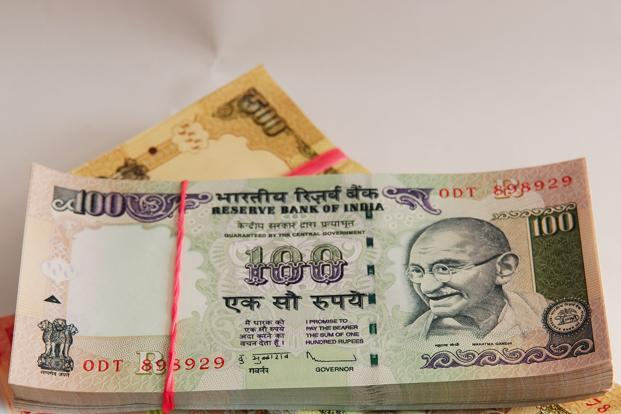 Rupee's gains have also been kept in check after the euro fell to a two-week low, as Spain continued to dither over seeking a bailout, while popular opposition within the euro zone to austerity measures also unnerved investors.   Photo: Pradeep Gaur/Mint