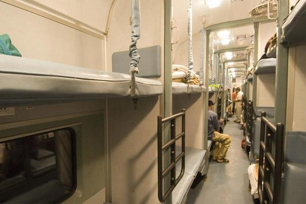 Ac Train Fares To Be Costlier By More Than 3 From 1 Oct