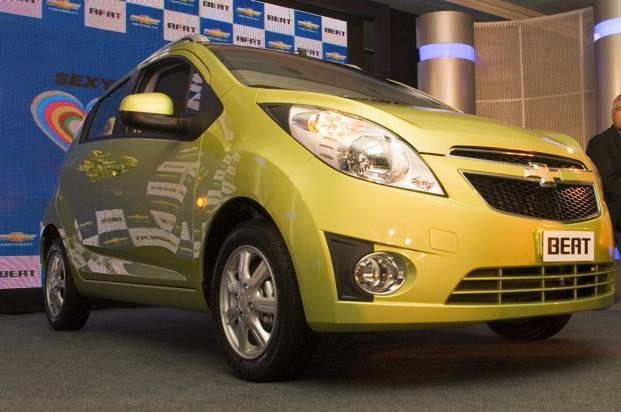 General Motors India's move comes three days after Honda Cars India and Maruti Suzuki India announced plans to increase prices of their respective products. Photo: Ramesh Pathania/Mint