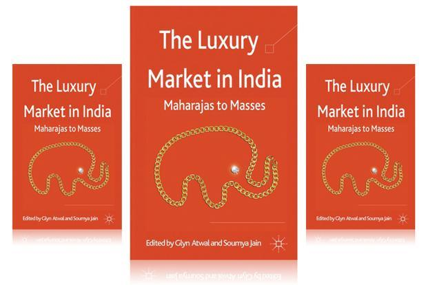 The book provides an insight into the nascent Indian luxury market.