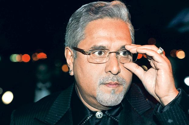 Vijay Mallya, who was present at the meeting on Thursday, had requested a month's time. Photo: AFP