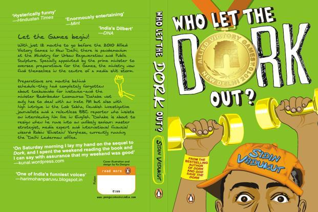 Sidin Vadukut completes his trilogy of office culture with 'Who Let the Dork Out'.