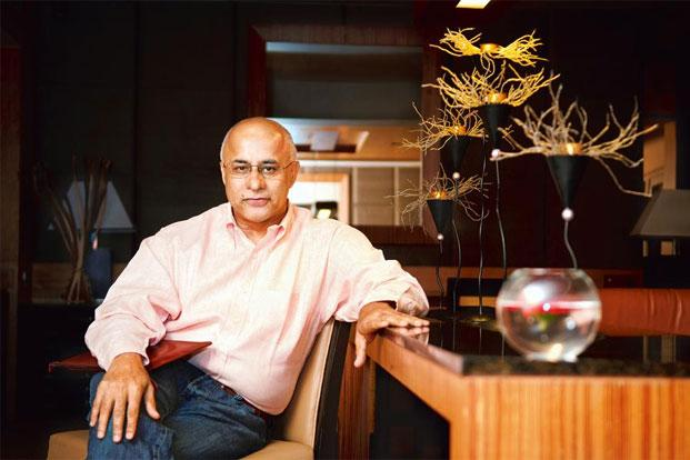 Bagchi says the No. 1 job of an entrepreneur is to keep the faith during difficult times. Photo: Aniruddha Chowdhury/Mint (Aniruddha Chowdhury/Mint)