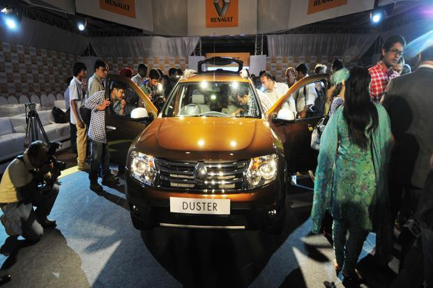 renault to hike duster price by up to 40 000 livemint. Black Bedroom Furniture Sets. Home Design Ideas