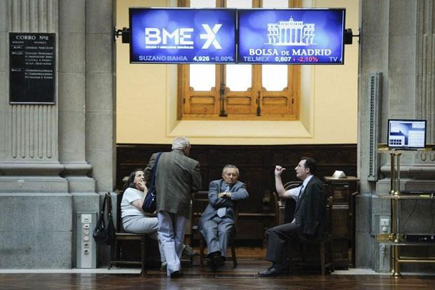 Technical analysis for the Euro STOXX 50, which has jumped around 11% this quarter, was bullish  . Photo: AFP