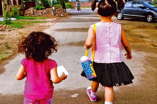 Let your children take the lead every once in a while. Photo: Natasha Badhwar