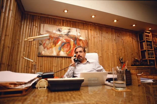 Subhash Chandra's broadcasting business has many firsts to its credit in terms of programming, distribution, regional content and global expansion. Photo: India Today Images