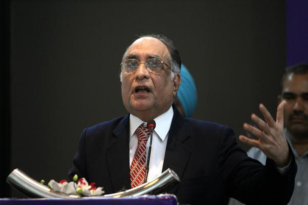 Kapadia sealed his legacy developed around a sharp legal brain and laced with sufficient pragmatism that recognized the difficult circumstances being charted by India as it transitions to a rules-based regime. Photo: Hindustan Times