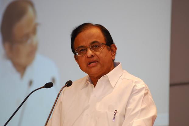 Finance minister P. Chidambaram says it was desirable for banks to act as brokers and that the fiduciary responsibility of the bank will be to the policyholders. Photo: Mint