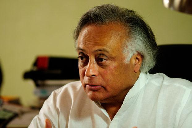 A file photo of Union rural development minister Jairam Ramesh. Photo: Pradeep Gaur/Mint