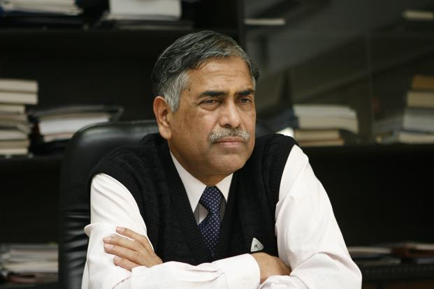 Aviation secretary K.N. Srivastava.   (Aviation secretary K.N. Srivastava.  )