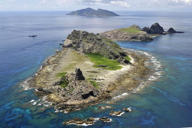 Chinese Govt Ships In Waters Of Disputed Isles Japan