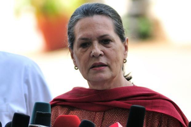 With Sonia Gandhi campaigning in Gujarat for the next few days in the run-up to the state elections, the question on her foreign travels will continue to hang in the air. Photo: Pradeep Gaur/Mint