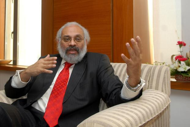 Reserve Bank of India deputy governor Subir Gokarn. Photo: Hemant Mishra/Mint.