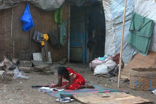 One of the key barriers keeping girls out of school included a lack of separate toilets for them. Photo: Hindustan Times