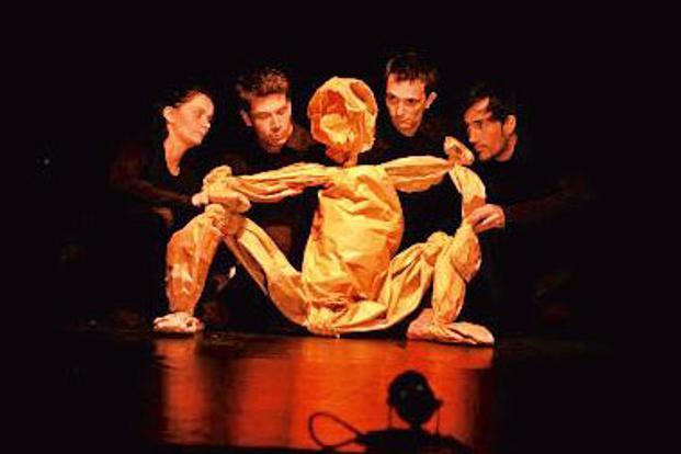 The puppetry-dance show, Krafff, will be performed by a French cast at the Ranga Shankara.