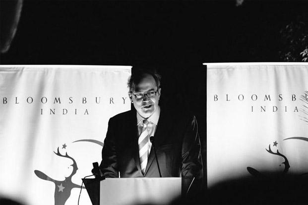 Nigel Newton, founder and chief executive, Bloomsbury Publishing Plc