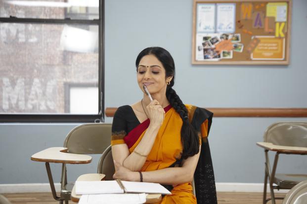 Sridevi in Gauri Shinde's English Vinglish (Sridevi in Gauri Shinde's English Vinglish)