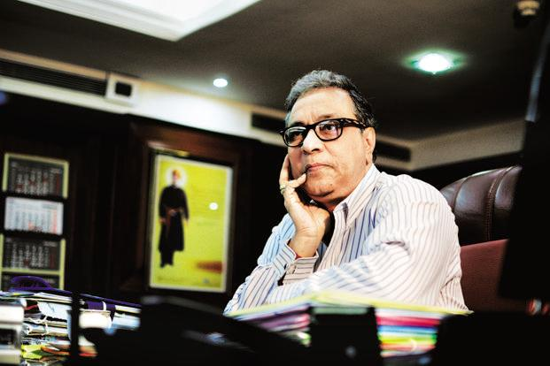 Sircar says around 2.5 crore viewers are completely loyal to Doordarshan. Photo: Pradeep Gaur/Mint (Pradeep Gaur/Mint)