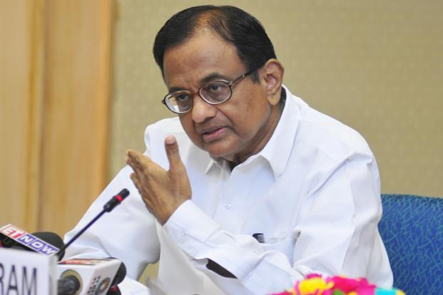 Finance minister P. Chidambaram. Photo: Ramesh Pathania/Mint