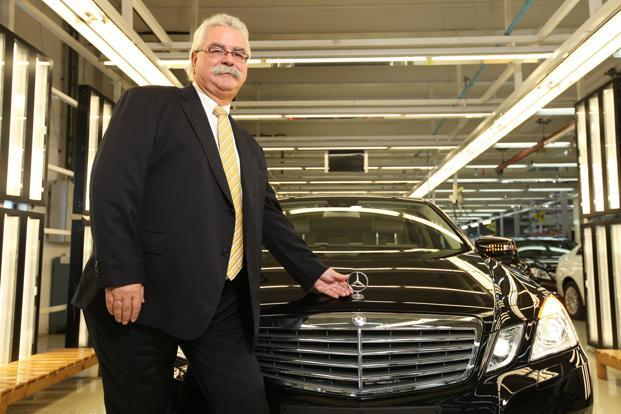 Honegg was instrumental in persuading the company to embark on local assembly of some of its top models such as the S-class and the M-class.