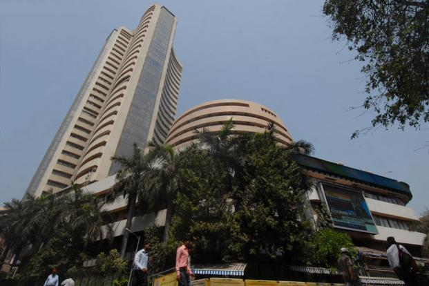 Though the Sensex has gained at least 9% in the past month, the rally was driven by sentiment as the government pushed through its policy reforms. Earnings downgrades have continued. Photo: Hemant Mishra/Mint
