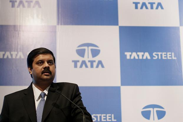 Chief financial officer Koushik Chatterjee says Tata Steel's primary focus will be to continue with expansion in India. Photo: Dhiraj Singh/Bloomberg