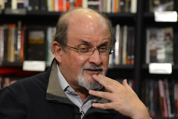 In his recently-published memoir, Joseph Anton, Salman Rushdie recounts the events that led the Indian government to ban the import of his novel, The Satanic Verses, into India in late 1988. Photo: Paul Hackett/Reuters