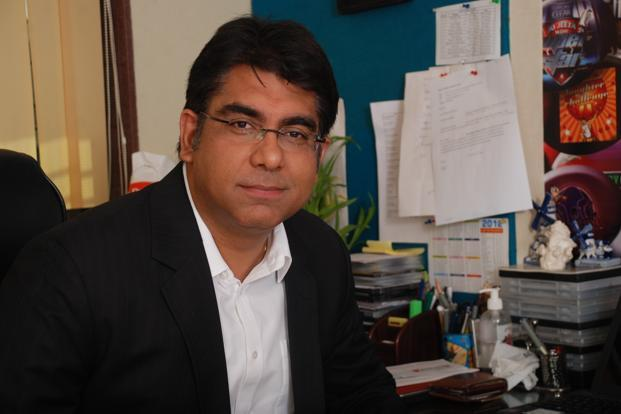 Deepak Dhar, managing director and CEO, Endemol India