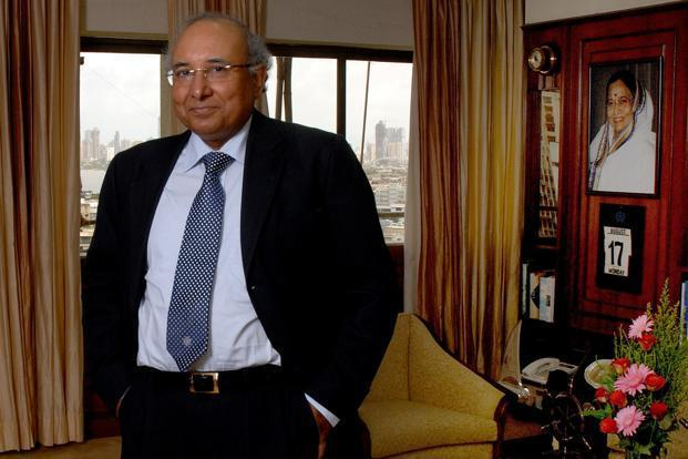 A file photo of S. Hajara, chairman and managing director of Shipping Corp. of India. Photo: Mint