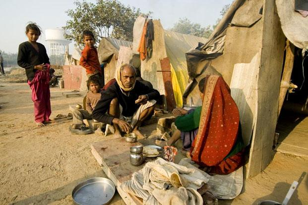 International Food Policy Research Institute said even without information on the recent advances made in dealing with hunger, India's track record is disappointing. Photo: Ramesh Pathania/Mint (Ramesh Pathania/Mint)