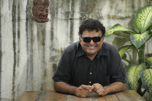 Sachin Kundalkar, director of hindi film Aiyyaa. Photo: Abhijit Bhatlekar/Mint