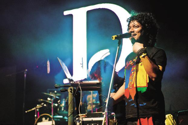 Papon at the 2011 NH7. Photo: Kunal Kakodkar