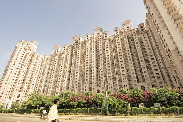 A continuing slowdown in demand and project launches in most property markets, including Mumbai and the National Capital Region, are expected to have affected both revenues and margins of large real estate developers. Photo: Mint