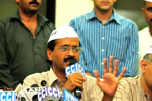 """By bringing up Robert Vadra's rocket speed rise up the wealth ladder, Kejriwal, who calls himself a politician now, has, as a Congress MP admitted on television the other night, """"hit below the belt"""". Photo: Mint (Mint)"""