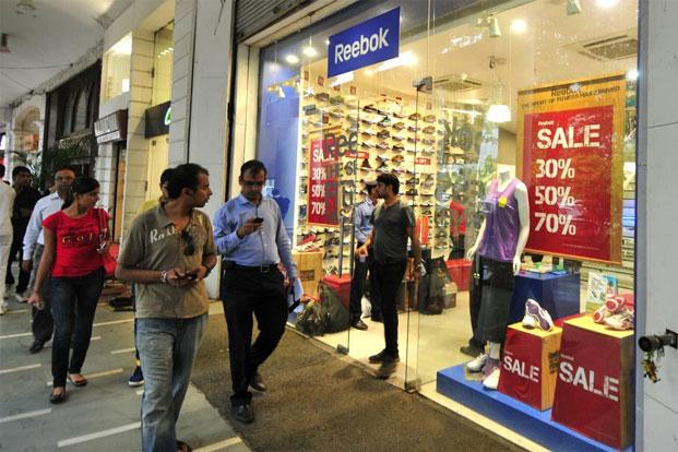 Adidas, which acquired Reebok in August 2005, has accused two former Reebok India executives siphoning off funds. Photo: Ramesh Pathania/Mint