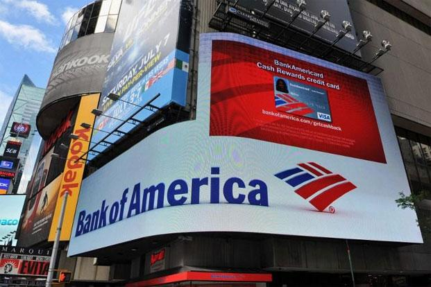 Bank of America said it could lose up to $6 billion above its current reserves on claims from Fannie Mae and Freddie Mac as well as private investors. Photo: AFP