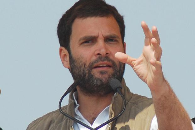 "Pointing out that the petition filed against Rahul Gandhi was ""misconceived"", the court said former SP legislator Kishore Samrite had abused the process of law on the basis of incorrect statements. Photo: HT (HT)"
