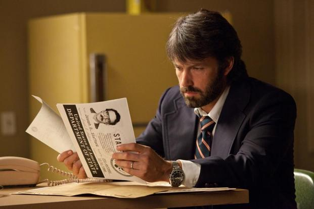 Ben Affleck in a scene from Argo.
