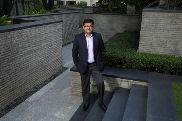 Manmohan Agarwal, CEO and co-founder, Yebhi.com. Photo: Abhijit Bhatlekar/Mint