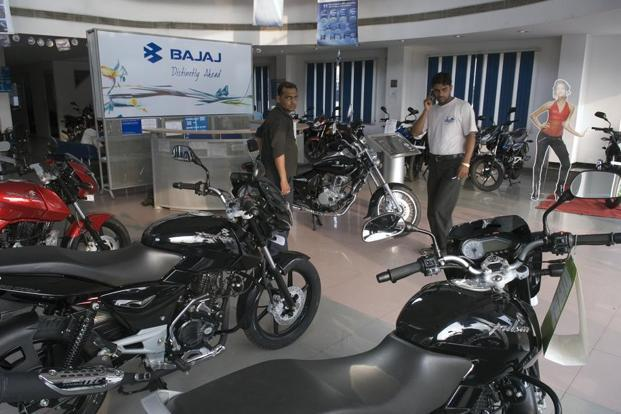 Bajaj Auto beat estimates with a 2% rise in net profit in the September quarter. Photo: Mint