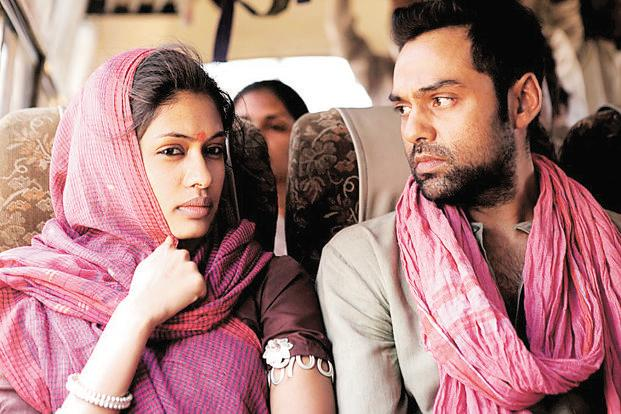 Contrasts: Anjali Patil gives the most assured performance, while Abhay Deol seems almost indifferent (Anjali Patil gives the most assured performance, while Abhay Deol seems almost indifferent)