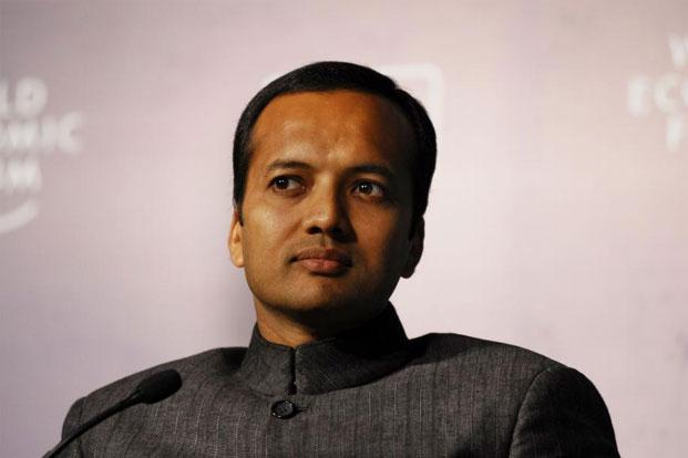 Naveen Jindal, chairman and managing director of Jindal Steel and Power Ltd. Photo: Mint (Mint)