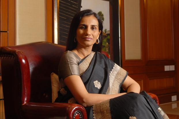 Chanda Kochhar, managing director and chief executive officer of ICICI Bank. Net profits of the bank grew 30% from a year ago to `1,956 crore, bettering street expectations. Photo: Hemant Mishra/Mint