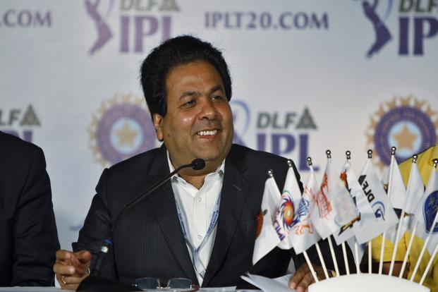 A file photo of IPL chairman Rajeev Shukla in Bangalore. Photo: AP